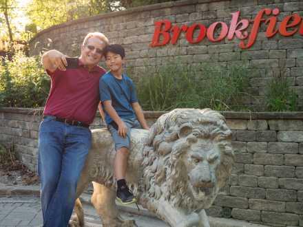 Brookfield Zoo: Bring your wild ones