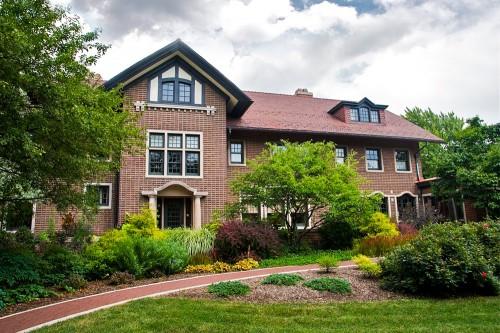Amazing Cheney Mansion